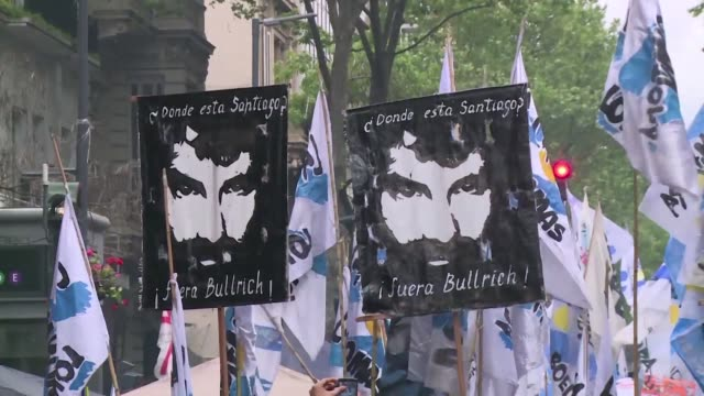 Activist Santiago Maldonado who disappeared during a police operation and whose body was found in a river 78 days later died from drowning and...