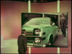Actor David Wayne was a celebrity spokesman for American Motors in 1966 In this short film he reviews the new AMC cars for '66 the Ambassador DPL the...