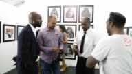 Actor Jimmy JeanLouis attend the NE2P Art Beat Miami Chef Creole Celebrity Brunch during Art Basel at Little Haiti Cultural Center on November 5 2015...