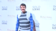 Actor Pedro Pascal attends the 'Kingsman El Circulo De Oro' premiere at Callao cinema
