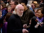 Actor Richard Harris dies LIB London Leicester Square Actor Richard Harris chatting to fans outside cinema at premiere of film 'Harry Potter and the...