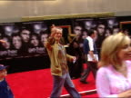 DAY * Actor Tim Robbins tinted sunglasses walking on red carpet near Radio City Music Hall waving to press