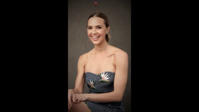 Actress Arielle Kebbel of NBC's 'Midnight Texas' is photographed Entertainment Weekly Magazine at the 2017 ATX Television Festival Cinemagraphs in...