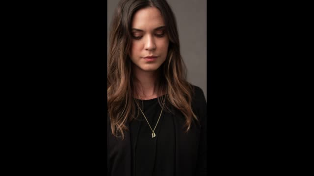 Actress Odette Annable is photographed for Entertainment Weekly Magazine at the 2017 ATX Television Festival Cinemagraphs in Austin Texas