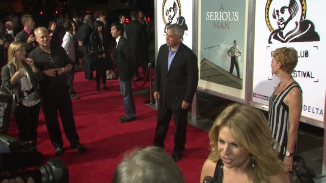 Adam Arkin at the 'A Serious Man' New York Premiere at New York NY