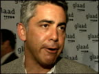 Adam Arkin at the Glaad Awards 99 at Century Plaza in Century City California on April 17 1999