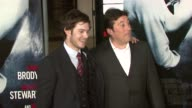 Adam Brody and David Kanter Producer at the 'In The Land of Women' Los Angeles Premiere at Arclight Cinemas in Hollywood California on April 16 2007