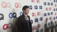 Adam Brody at the GQ Men of the Year Awards at Los Angeles CA