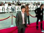 Adam Brody at the 'Mr and Mrs Smith' World Premiere at the Mann Village Theatre in Westwood California on June 7 2005