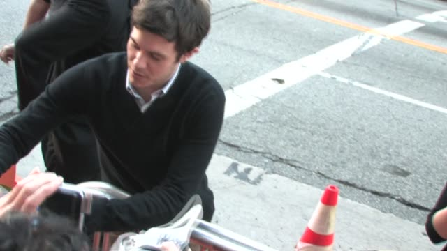 Adam Brody at the 'Scream 4' premiere in Hollywood on 4/11/11
