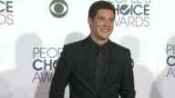 Adam DeVine at the People's Choice Awards 2016 at Nokia Plaza LA LIVE on January 6 2016 in Los Angeles California