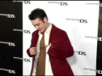 Adam Garcia at the Exclusive Nintendo DS PreLaunch Party at The Day After at the Day After in Los Angeles California on November 16 2004