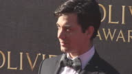 Adam Garcia at The Olivier Awards with MasterCard on April 09 2017 in London England