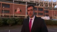 Adam Johnson charged with sexual activity with an underage girl Sunderland Adam Johnson from police station with solicitor and towards car