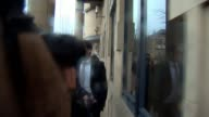 Adam Johnson found guilty of child sex charge ENGLAND Yorkshire Bradford PHOTOGRAPHY*** Various shots Adam Johnson leaving court surrounded by police...