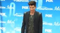 Adam Lambert at American Idol Season 12 Finale 5/16/2013 in Los Angeles CA