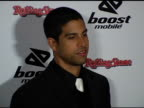 Adam Rodrigez at the Grammy Party Hosted By Boost Mobile and Dave Meyers at 5900 Wilshire Blvd in Los Angeles California on February 13 2005