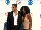 Adam Rodriguez and Ciarra at the 2004 Latin Grammy Awards Arrivals at the Shrine Auditorium in Los Angeles California on September 1 2004