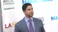 Adam Rodriguez at 2012 Los Angeles Film Festival Closing Night Gala Premiere of 'Magic Mike' Adam Rodriguez at 2012 Los Angeles Film Festival C at...