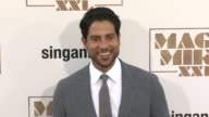 Adam Rodriguez at The Los Angeles World Premiere of Warner Bros Pictures' 'Magic Mike XXL' at TCL Chinese Theatre on June 25 2015 in Hollywood...