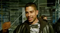 Adam Rodriguez on the event what he loves about Halo when he plays the experience of playing and his current projects at the XBOX 360® HALO 3 Sneak...