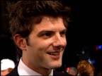 Adam Scott at the 'High Crimes' Premiere on April 3 2002