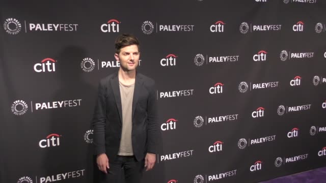 Adam Scott at The Paley Center For Media's 11th Annual PaleyFest Fall TV Preview of 'Ghosted' on September 13 2017 in Beverly Hills California