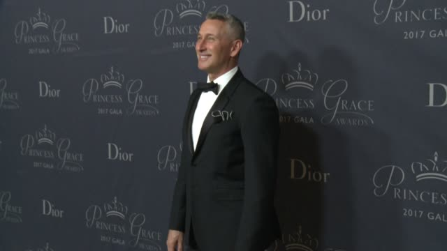 Adam Shankman at 2017 Princess Grace Awards Gala With Presenting Sponsor Christian Dior Couture at The Beverly Hilton Hotel on October 25 2017 in...