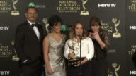 SPEECH Adamari Lopez at the 2014 Daytime Emmy Awards Press Room at The Beverly Hilton Hotel on June 22 2014 in Beverly Hills California