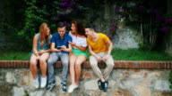 Addiction to mobile phone: young friends social networking