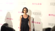 Adelaide Kane at the NYLON's Annual Young Hollywood May Issue Event With Cover Star Rowan Blanchard on May 02 2017 in Los Angeles California