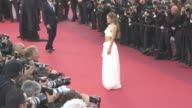Adele Exarchopoulos at 'The Last Face' Red Carpet at Grand Theatre Lumiere on May 20 2016 in Cannes France