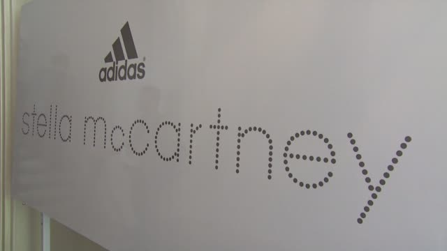 Adidas by Stella McCartney Event London UK