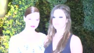 Adèle Exarchopoulos Lea Seydoux at Academy Of Motion Picture Arts And Sciences' Governors Awards in Hollywood CA on