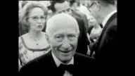 Adolph Zukor PARAMOUNT PICTURES founder ZULU Premiere Palace Movie Theater in New York City screening premiere of the motion picture ZULU Pipe band...