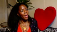 David Cameron call for loosening of 'ethnic matching' rules Joy Carter interview SOT