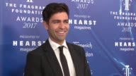 Adrian Grenier at 2017 Fragrance Foundation Awards Presented by Hearst Magazines at Alice Tully Hall on June 14 2017 in New York City