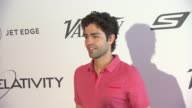 Adrian Grenier at Relativity Media 10th Anniversary Lunch at Hotel du CapEdenRoc on May 18 2014 in Cap d'Antibes France
