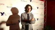 Adrian Grenier at The National YoungArts Foundation Gala in Miami Florida 01/12/13 Adrian Grenier at The National YoungArts Foundatio on January 12...