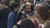 Adrian Grenier Jeremy Piven at 'Entourage' European Premiere at Vue West End on June 09 2015 in London England