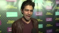 INTERVIEW Adrian Grenier on filming the Entourage movie and the slight snafu they had while filming at Sprint Sound Sessions Arrivals at Webster Hall...