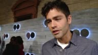 INTERVIW Adrian Grenier on the event and app at go90 gives VIP Sneak Peek of new Social Media Entertainment Platform in Los Angeles CA