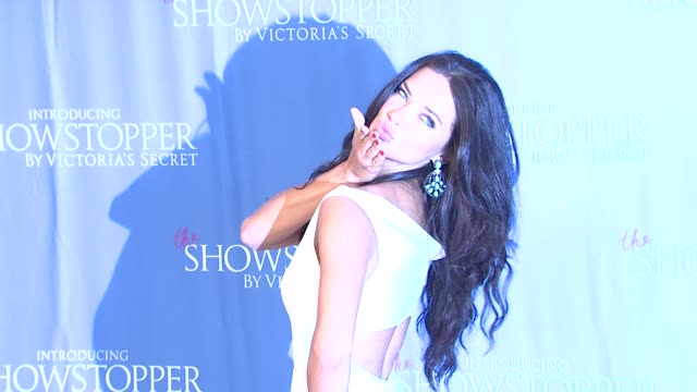 Adriana Lima at the Victoria's Secret Supermodel Adriana Lima Introduces The Showstopper by Victoria's Secret at New York NY