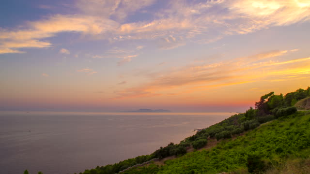 WS DS Adriatic Hill At Sunrise