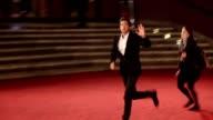 Adrien Brody at '1942' Premiere 7th Rome Film Festival at Auditorium Parco Della Musica on November 11 2012 in Rome Italy