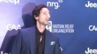 Adrien Brody at 4th Annual Sean Penn Friends HELP HAITI HOME Gala Benefiting J/P Haitian Relief Organization in Los Angeles CA