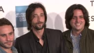 Adrien Brody at the 2011 Tribeca Film Festival Premiere of 'Detachment' at New York NY
