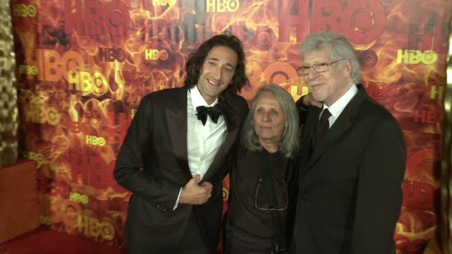 Adrien Brody at the 2015 HBO Emmy After Party at The Plaza at the Pacific Design Center on September 20 2015 in Los Angeles California