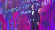 Adrien Brody at The 23rd Annual Palm Springs International Film Festival Awards Gala on in Palm Springs CA