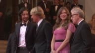 Adrien Brody Owen Wilson Lea Seydoux Woody Allen French Minister of Culture and Communication Frederic Mitterrand Rachel McAdams and Michael Sheen at...